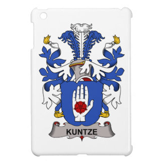 Kuntze Family Crest Cover For The iPad Mini