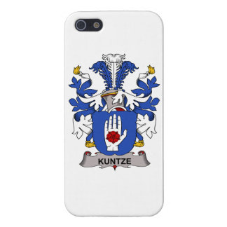 Kuntze Family Crest Covers For iPhone 5