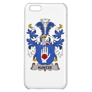 Kuntze Family Crest Cover For iPhone 5C