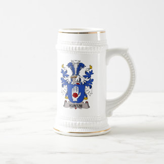 Kuntze Family Crest Coffee Mug