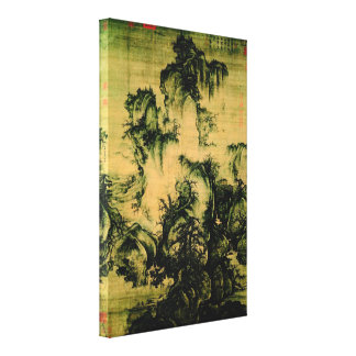 Kuo_Hsi_-_Early_Spring (modified) Canvas Print