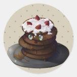 Kura Pancake Pegatina
