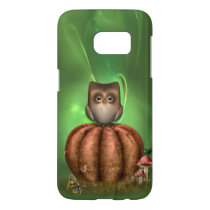 Kürbis owl samsung galaxy s7 case