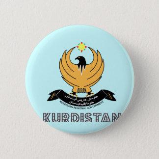 kurd Emblem Button