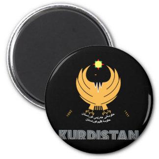 kurd Emblem Refrigerator Magnets