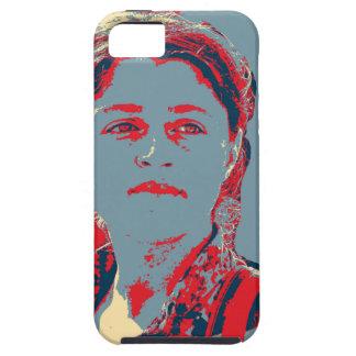 Kurdish Female YPG Fighter art 2 iPhone SE/5/5s Case
