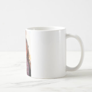Kurdish girl classic white coffee mug