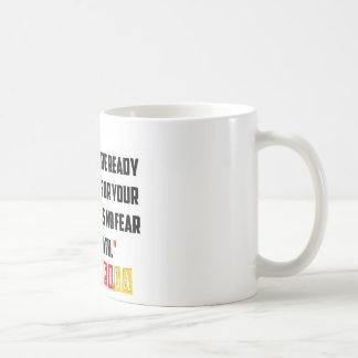 Kurdish Peshmerga Bravery Classic White Coffee Mug