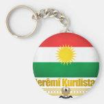 """Kurdish Pride"" Key Chains"