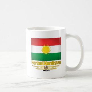 """Kurdish Pride"" Classic White Coffee Mug"