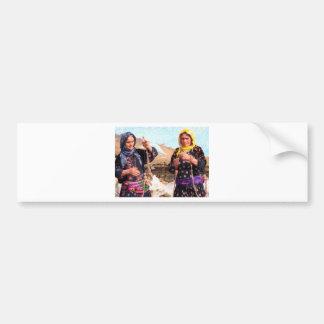 Kurdish Women - Kurdish Gift Items for Kurdistan Bumper Sticker