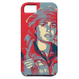 Kurdish YPJ Fighter art 2 iPhone SE/5/5s Case