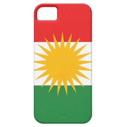 kurdistan iPhone 5 case