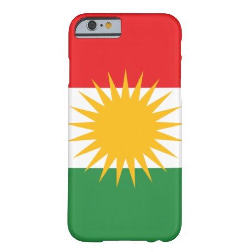 kurdistan iPhone 6 case