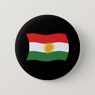Kurdistan Flag Button