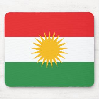 Kurdistan Flag Mouse Pad