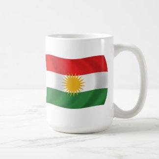 Kurdistan Flag Mug