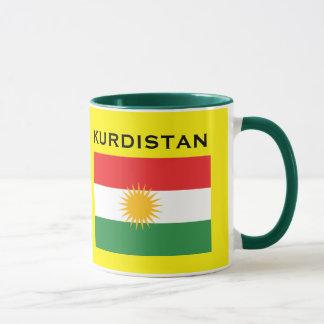 Kurdistan* Flag Mug