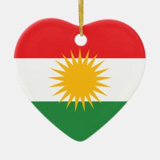 Kurdistan Flag Ornaments