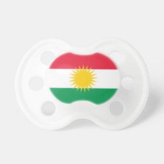 Kurdistan Flag Pacifier