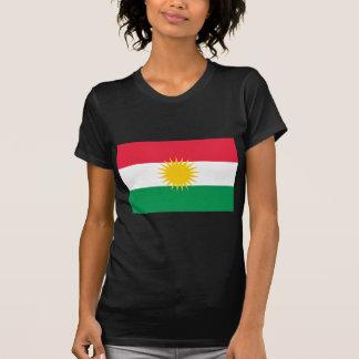 Kurdistan Flag Tee Shirt