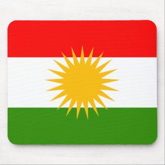 Kurdistan High quality Flag Mouse Pad