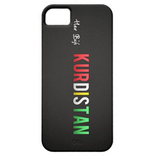 Kurdistan - I phone 5 covering iPhone 5 Covers