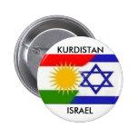 KURDISTAN ISRAEL BOTTON BUTTON