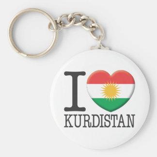 Kurdistan Keychain