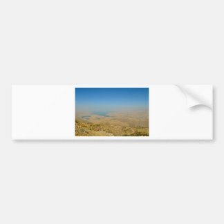 Kurdistan, Lake  Dukan Bumper Sticker