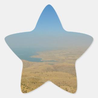 Kurdistan, Lake  Dukan Star Sticker