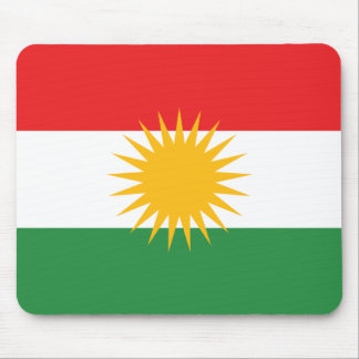 kurdistan mouse pad