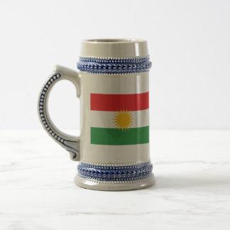 kurdistan 18 oz beer stein