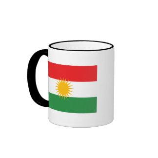 kurdistan ringer coffee mug