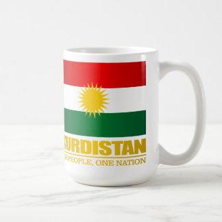 Kurdistan (One People, One Nation) Coffee Mug