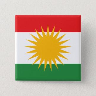 kurdistan pinback button