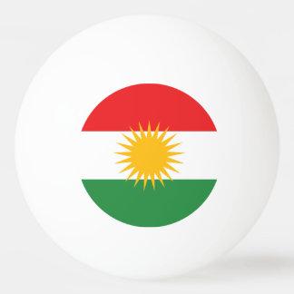 kurdistan Ping-Pong ball