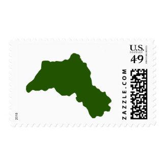 Kurdistan Stamp