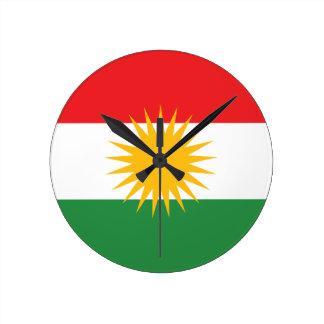 kurdistan round clock
