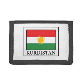 Kurdistan Trifold Wallet