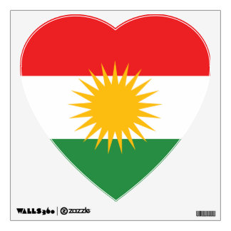 kurdistan wall sticker