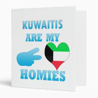kurds are my Homies Vinyl Binder