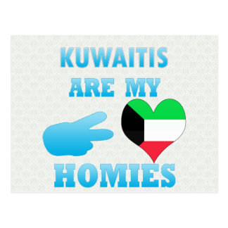 kurds are my Homies Postcard