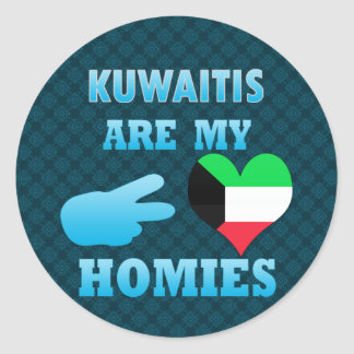 kurds are my Homies Stickers
