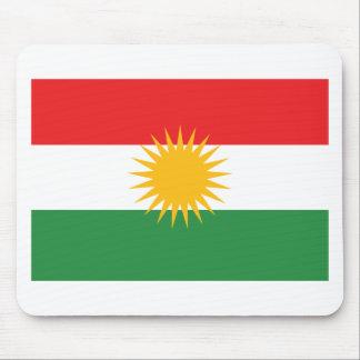 Kurds have No Friends But Mountains FREE KURDISTAN Mouse Pad