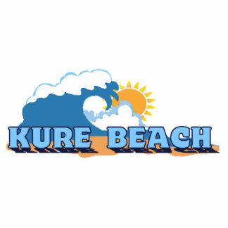 Kure Beach. Cutout