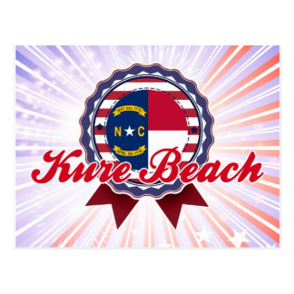 Kure Beach, NC Postcard