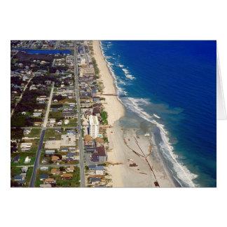 Kure Beach North Carolina Card