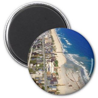 Kure Beach North Carolina Magnet