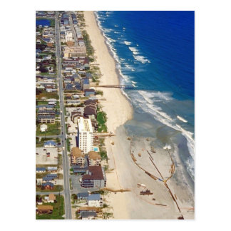 Kure Beach North Carolina Postcard